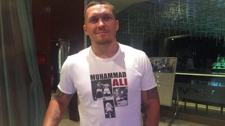 Усик узнал первого соперника во Всемирной боксерской суперсерии