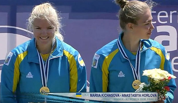 Львовская спортсменка Анастасия Горлова выиграла «золото» Чемпионата Украины