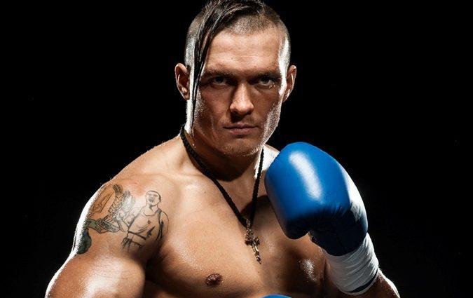 Букмекеры называют Александра Усика главным фаворитом боксерской Лиги чемпионов WBSS