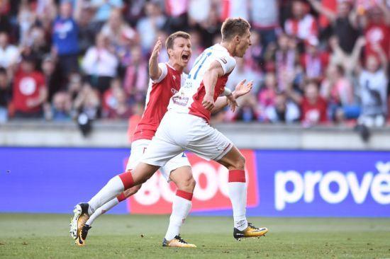 Ротань с победы дебютировал за «Славию» в Лиге чемпионов