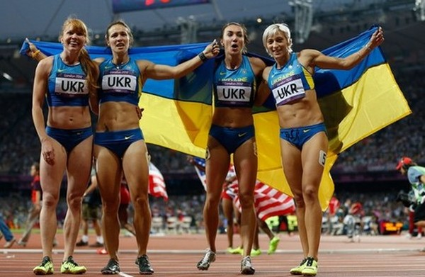 Украинские легкоатлеты с рекордами выиграли чемпионат Европы