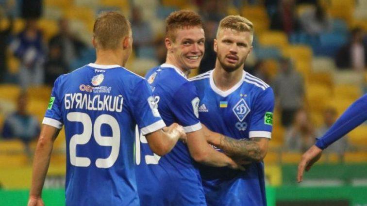 УПЛ: Динамо уничтожило Карпаты