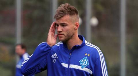 Андрей Ярмоленко подешевел на семь миллионов евро
