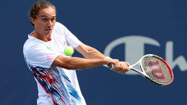 Украинский теннисист Долгополов получил 200-ю победу в карьере