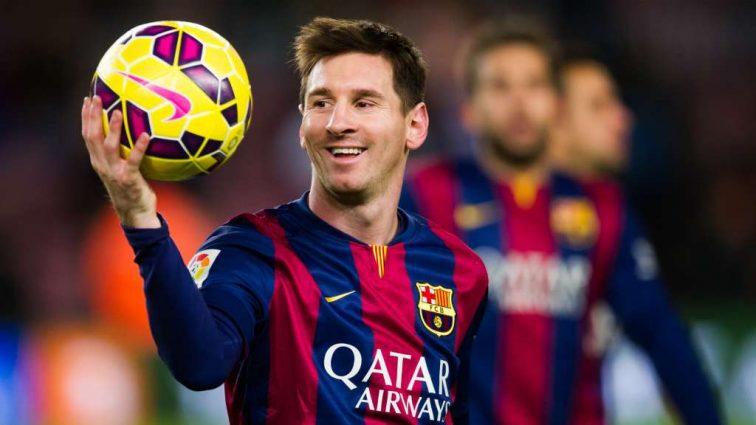 Месси договорился о новом контракте с «Барселоной»