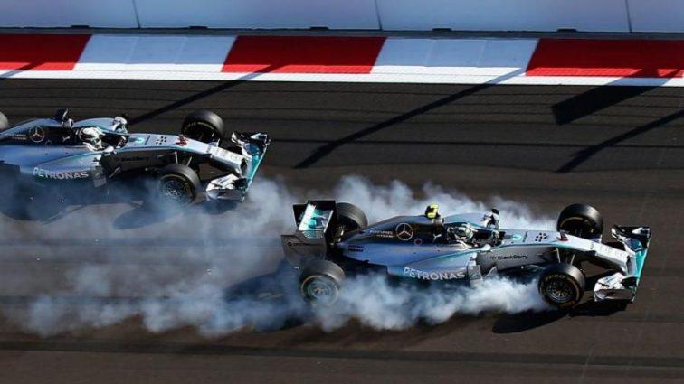 Формула-1: Кубок конструкторов в сезоне 2017
