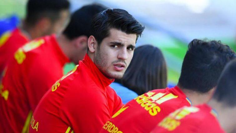 Испанский форвард прокомментировал свой переход в Челси