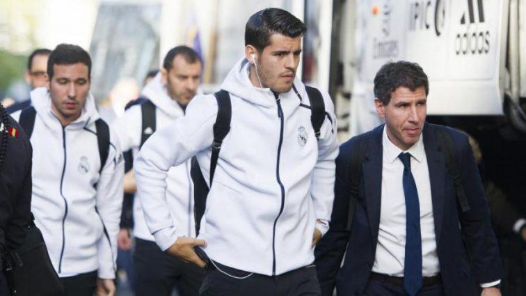 Стало известно, почему сорвался переход форварда Реала в Манчестер Юнайтед
