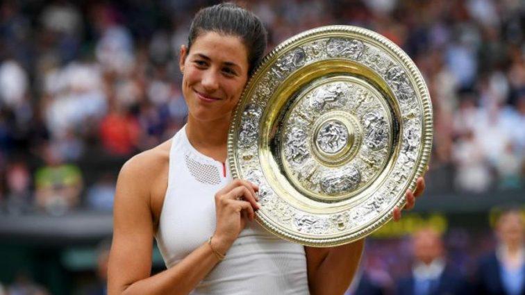Испанская теннисистка выиграла Уимблдон-2017