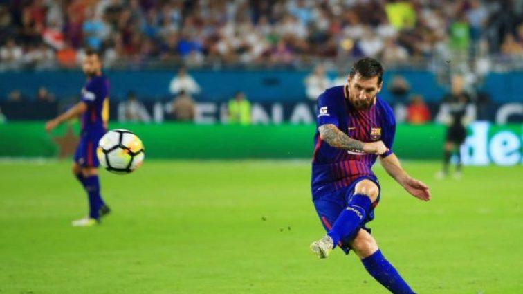 Лидер Барселоны мог оказаться в Манчестер Сити прошлым летом