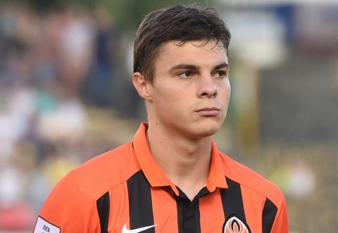 Футболист сборной Украины получил травму