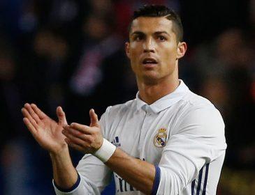 Криштиану Роналду вышел на третье место по количеству голов за сборную