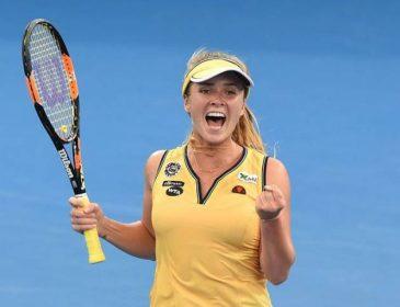 Свитолина побила теннисный рекорд, который держался 23 года