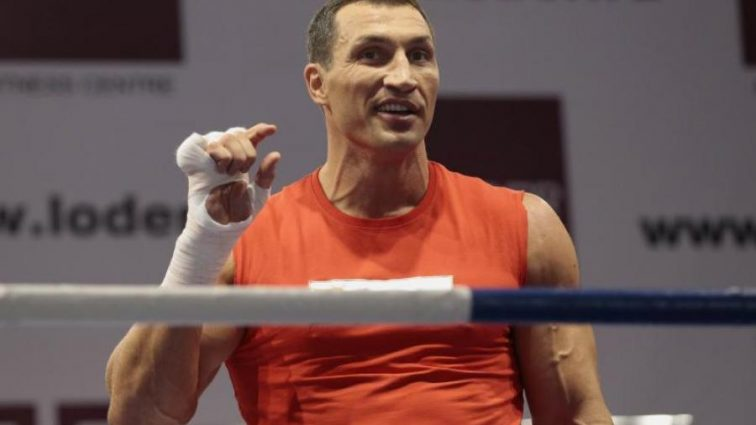 Кличко-младший попал в рейтинг лучших боксеров всех времен и народов