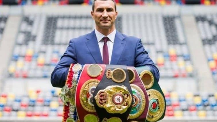 Украинская легенда Кличко вошел в ТОП-20 лучших боксеров мира