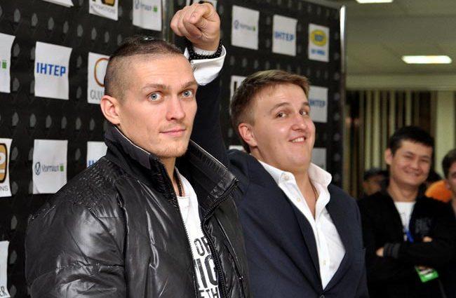 Названа причина, почему бой Усик — Гук произойдет не в Киеве, а в Берлине