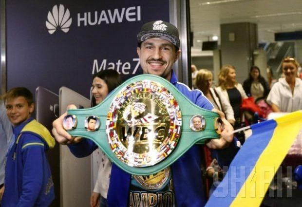 Экс-чемпион мира по боксу Постол проведет бой в Киеве в середине сентября