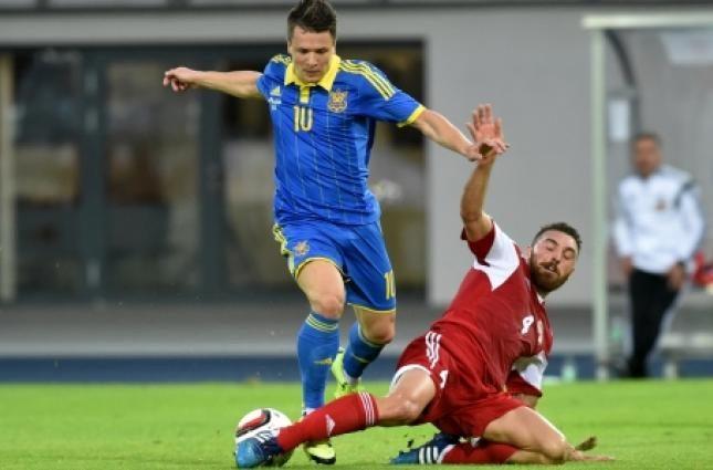 Шевченко вызвал в сборную Украины семь легионеров