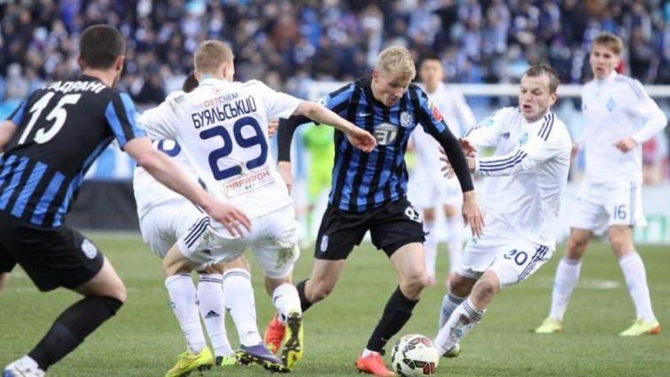 Динамо снова пострадало из-за поведения фанатов