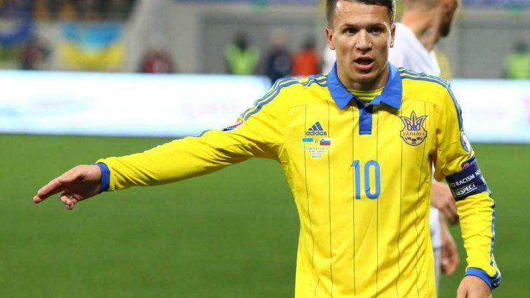 Коноплянка отметился дублем в первом официальном матче сезона за «Шальке»