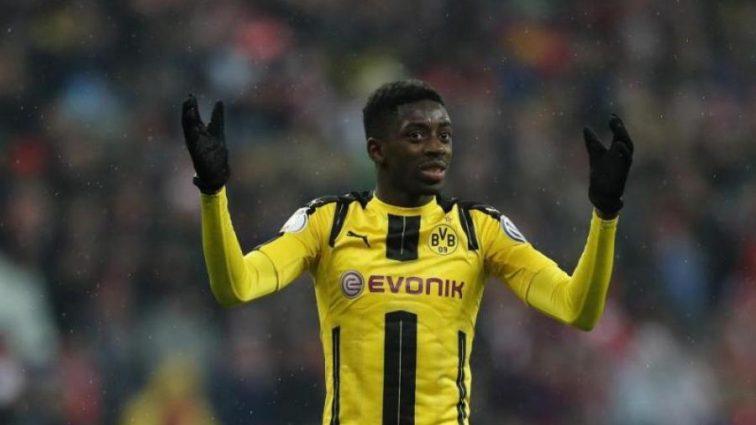 Барселона официально подписала вундеркинда Боруссии Дортмунд