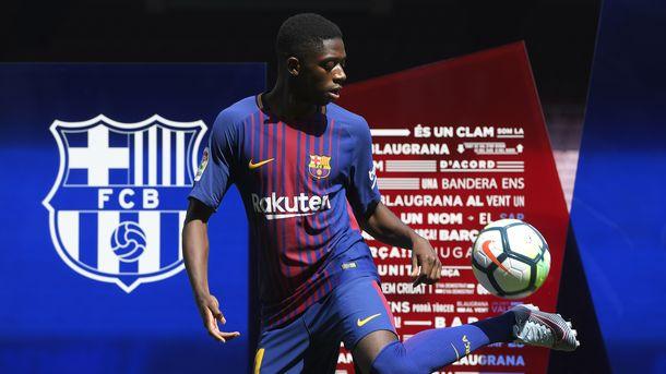«Барселона» решила избавиться от семи футболистов