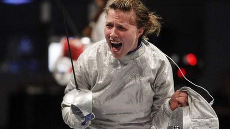 Ольга Харлан в десятый раз получила звание лучшей спортсменки месяца