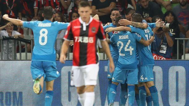 Пять команд пробились в групповой этап Лиги чемпионов
