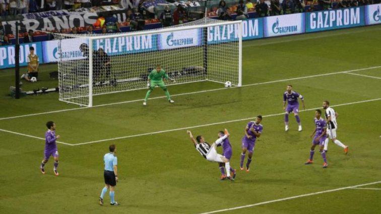 УЕФА назвал семь претендентов на лучший гол в прошлом сезоне