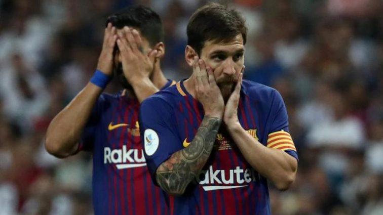 Реал покупает Месси: В соцсети мадридцев разместили скандальный сообщение