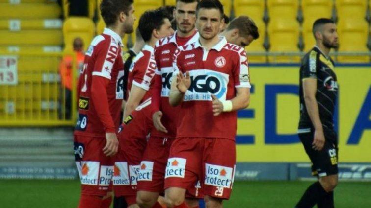 Украинский футболист разочаровался в бельгийском клубе