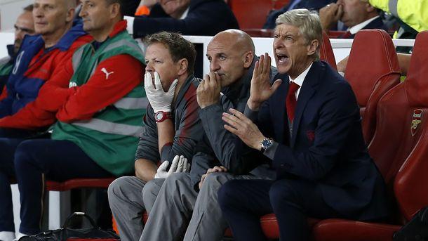 Арсен Венгер признался, что «Арсенал» неуправляемый