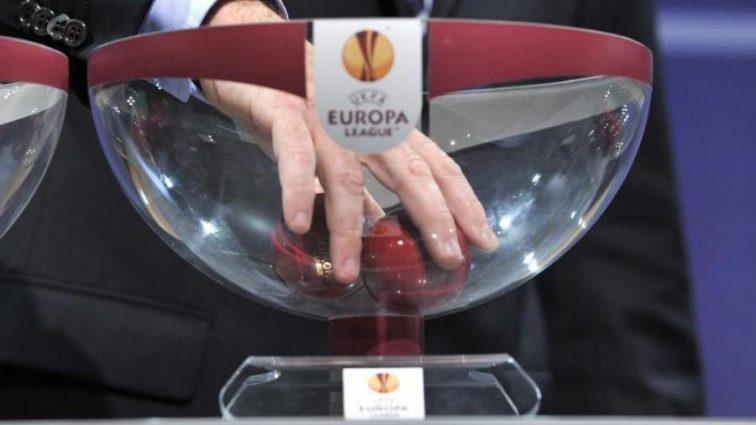 Жеребьевка Лиги Европы: когда и где
