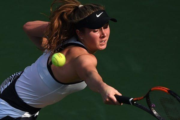 Витолин красиво обыграла россиянку Касаткину на турнире в Торонто