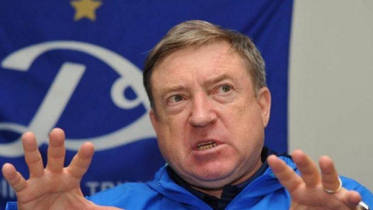 Известный украинский тренер возглавил казахстанский клуб