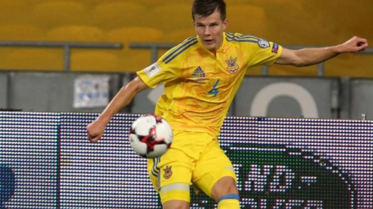 Игрок сборной Украины продолжит в Чехии