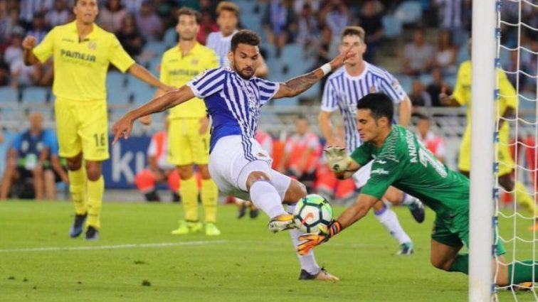Чемпионат Испании Реал Сосьедад разгромил Вильярреал