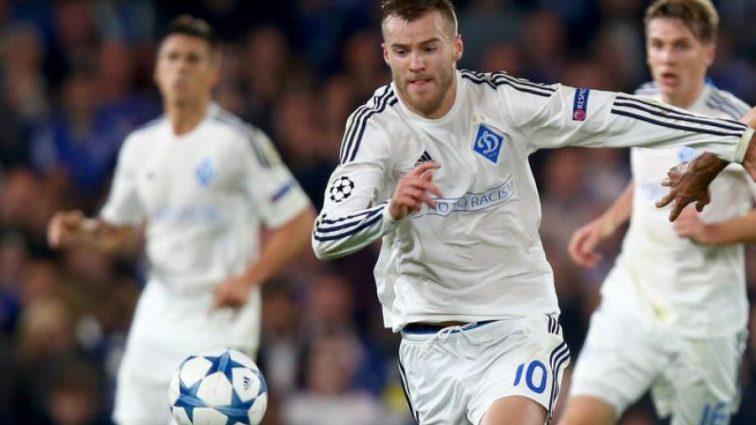 Президент Динамо рассказал, или искать клуб замену Ярмоленко