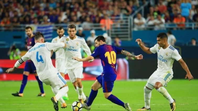 Барселона — Реал: Анонс Суперкубка Испании