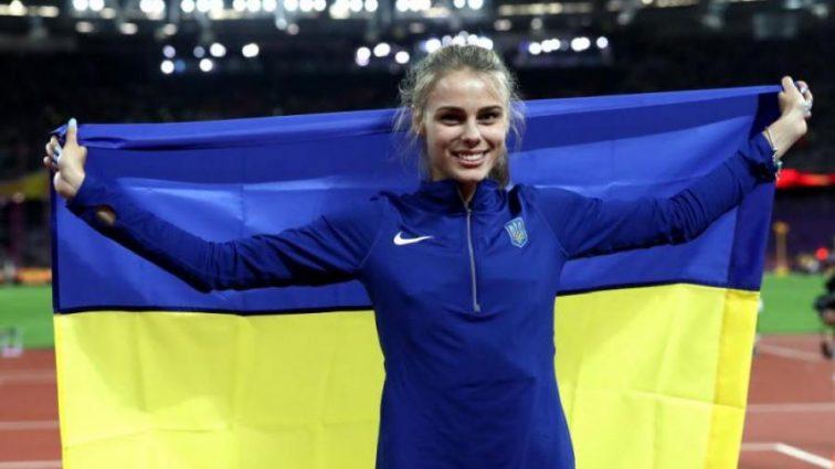 Украинка завоевала серебро на чемпионате мира по легкой атлетике