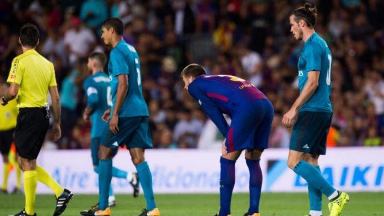Защитник Барселоны признал превосходство Реала над своей командой