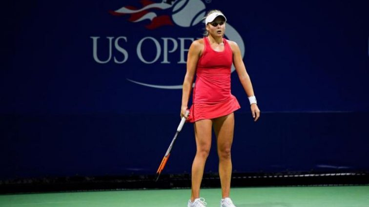 Украинская теннисистка не сумела выйти в третий круг US Open