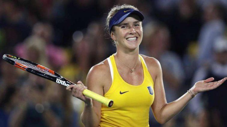 Украинская теннисистка Свитолина поднялась на 4 место в мировом рейтинге