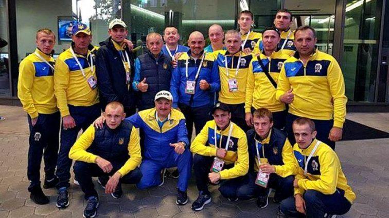 Сборная Украины отправилась на чемпионат мира по боксу