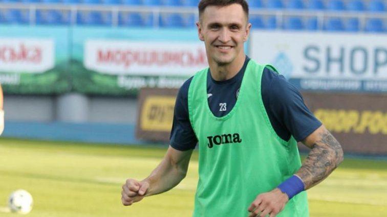 Украинский футболист собирается на заработки в Россию