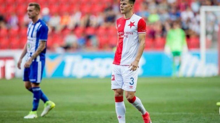 Футболист сборной Украины забил дебютный гол за чешский клуб