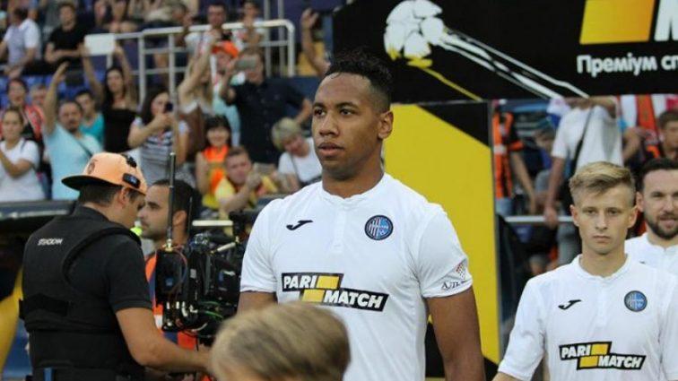 Украинский футболист вызван в сборную Конго