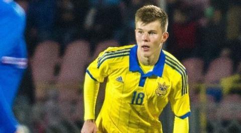 Футболист сборной Украины подписал контракт с чешским клубом