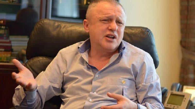 Президент Динамо высказал мнение по поводу матчей в Мариуполе