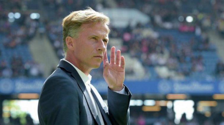 Немецкий клуб освободил третьего тренера за год